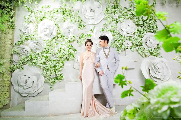 石家庄婚纱照分享欧式婚纱照拍摄技巧